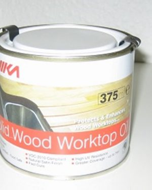 SOLID WOOD WORKTOP OIL 375ML