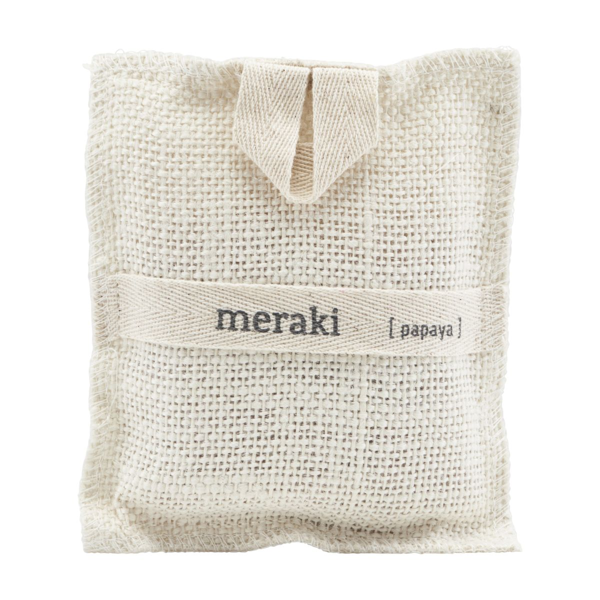 Meraki - Bath mitt - Papaya