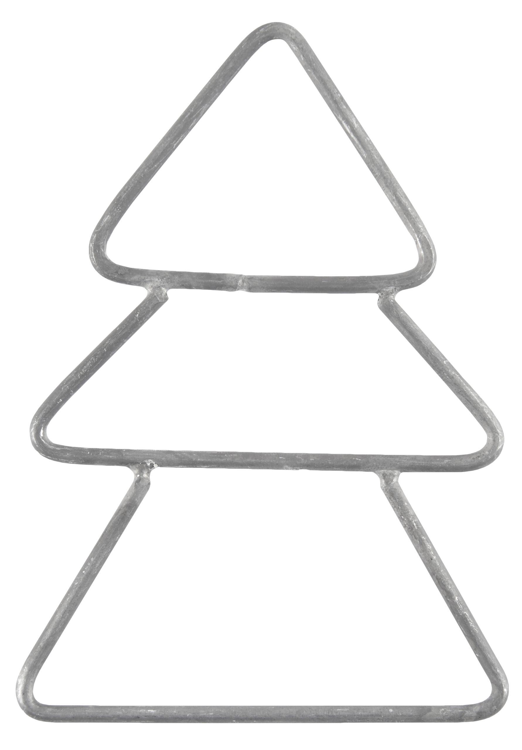 Juletræ enkelt stor