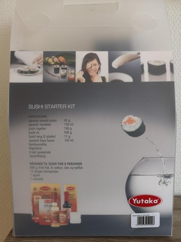Yutaka Starter kit