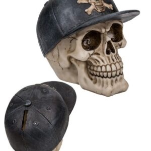 sparegris Skulls Caps dødningehoved