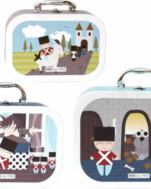 Kuffertsæt dreng