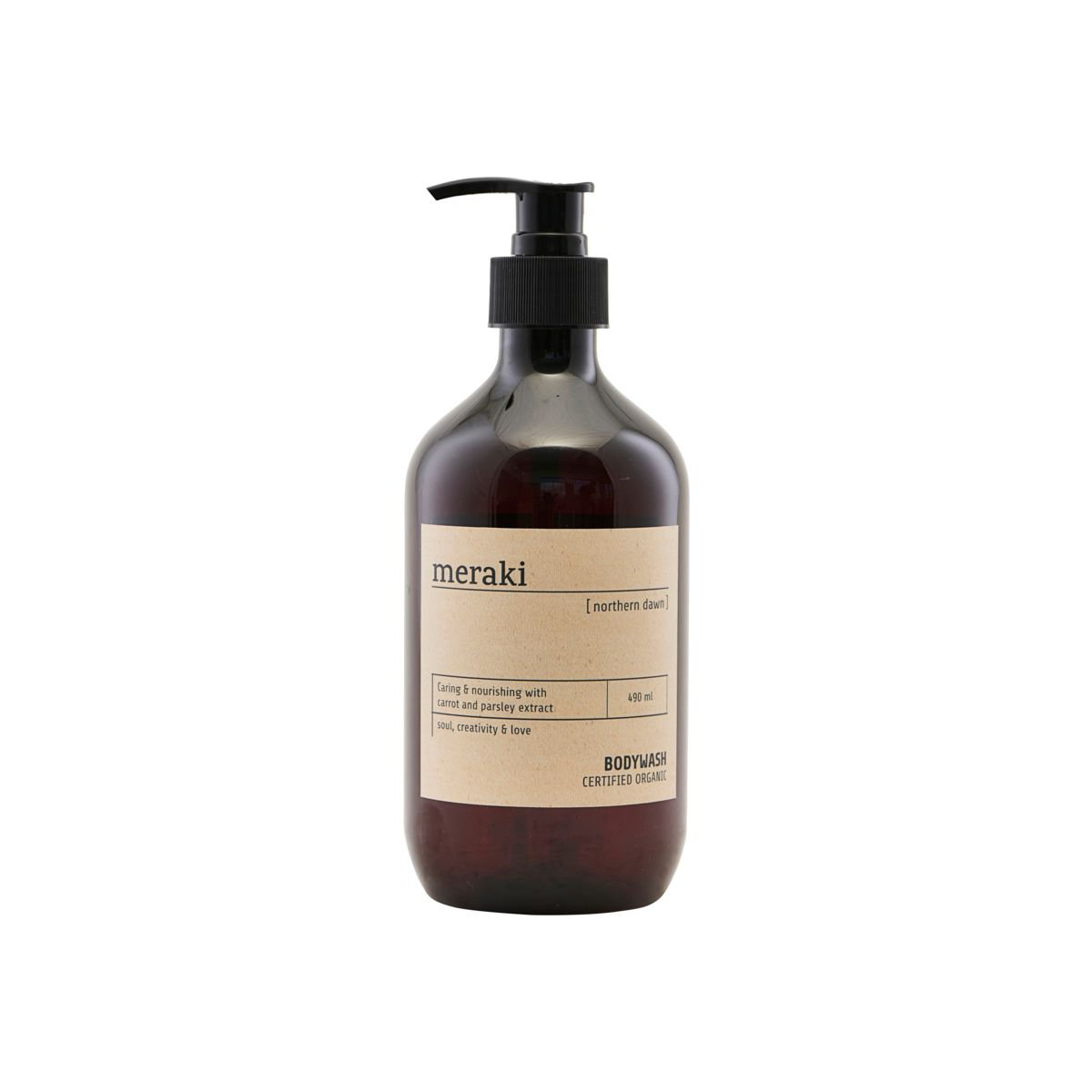 Meraki - Bodywash - Northern Dawn