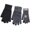 Handsker med touch 2 farver