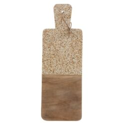 Columbine - Skærebræt - Træ og Marmor