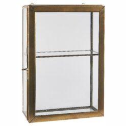Ib Laursen - Vægskab med 4 glassider 1 hylde