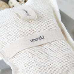 Meraki - Bath mitt - Rosemary2
