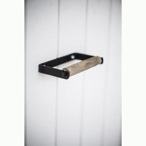 Ib Laursen - Toiletpapirholder med trærulle 1