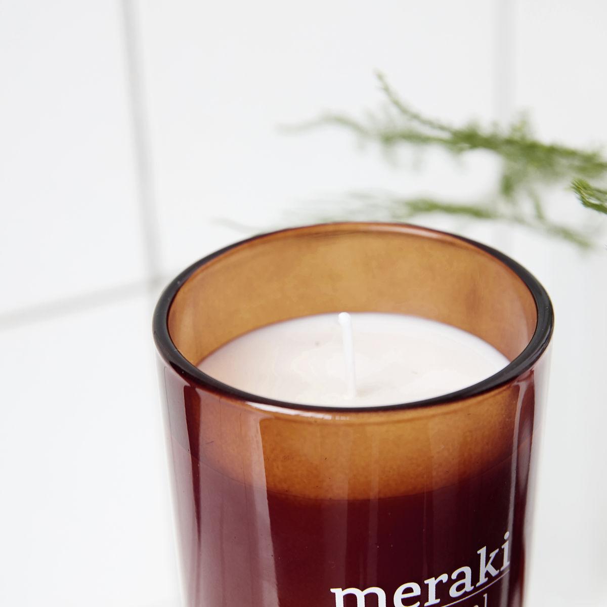 Meraki - Duftlys Stor - Scandinavian Garden 2