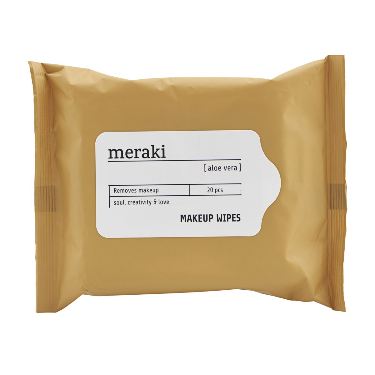Meraki - Makeup wipes
