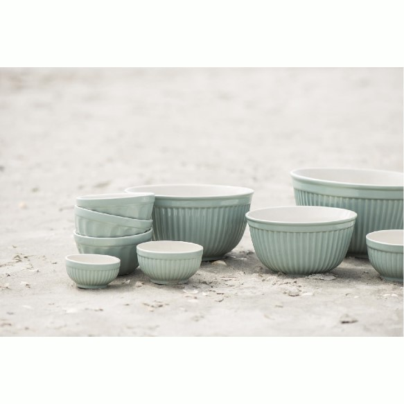 Ib Laursen - Mynte - Bowlesæt á 3 - Green tea 1