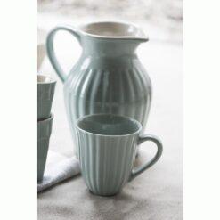 Ib Laursen - Mynte - Krus med riller - Green tea 2