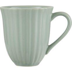 Ib Laursen - Mynte - Krus med riller - Green tea