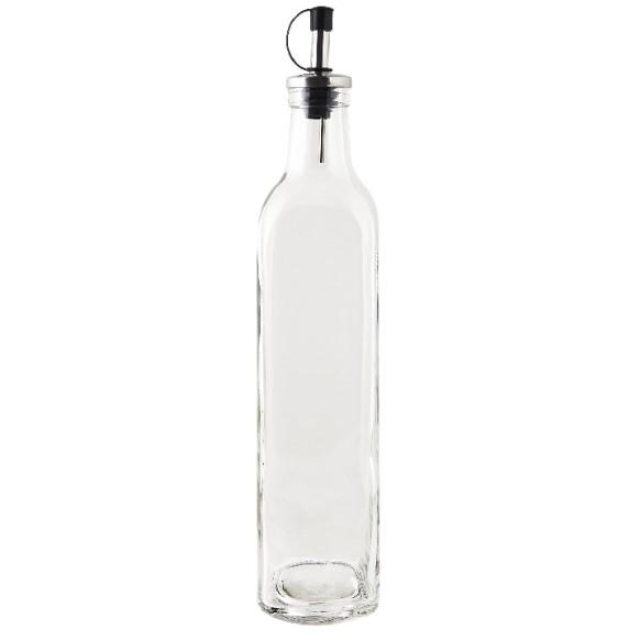 Ib Laursen - Olie+eddikeflaske firkantet 450 ml