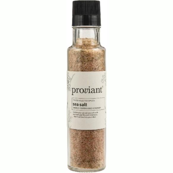 Ib Laursen - Proviant - Salt paprika+rosmarin i kværn
