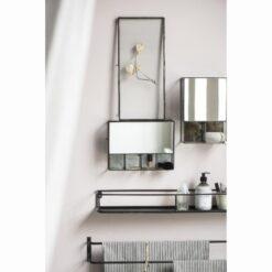 Ib Laursen - Vægskab med spejl og 4 rum 1