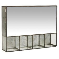 Ib Laursen - Vægskab med spejl og 4 rum