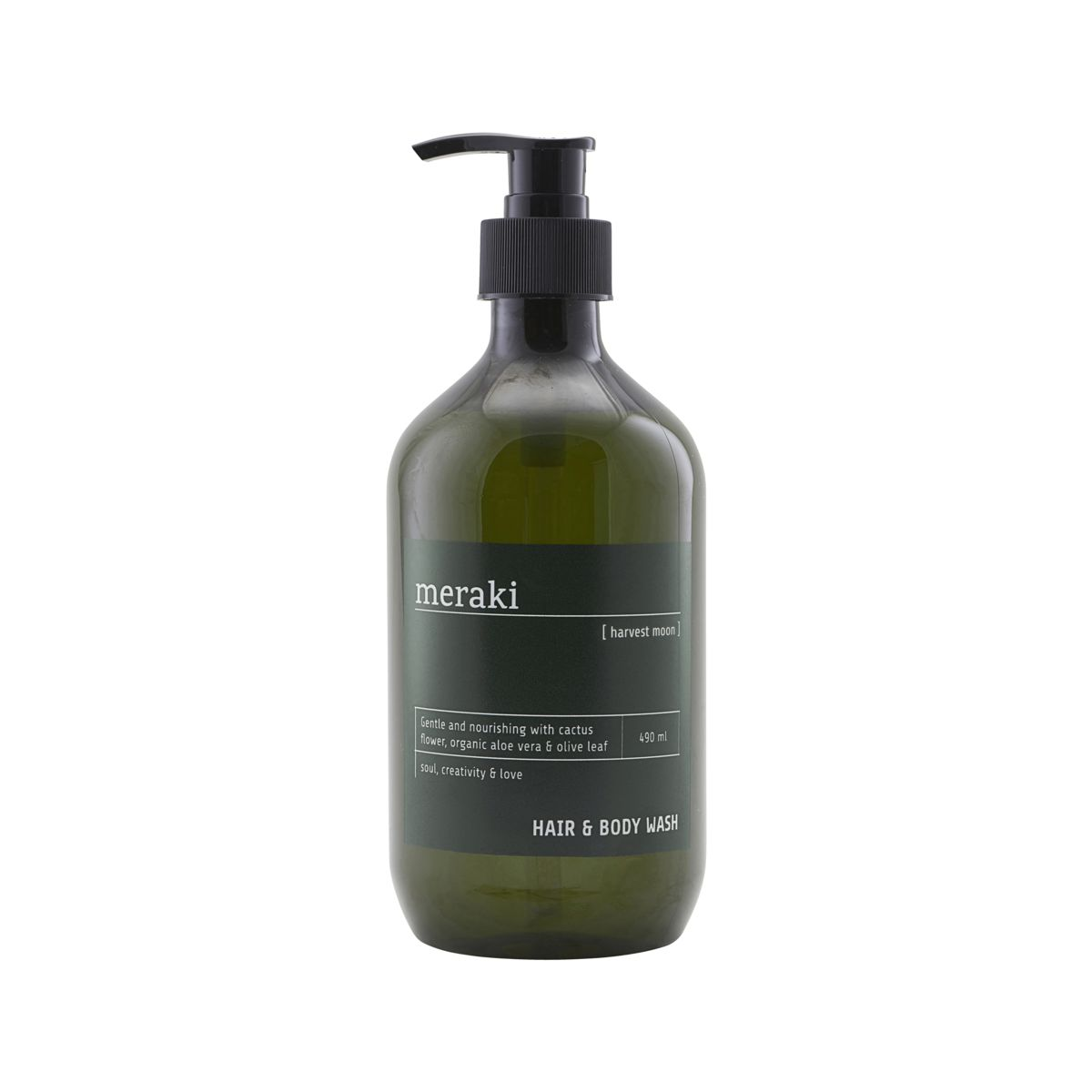 Meraki - Hair and Body - Harwest moon