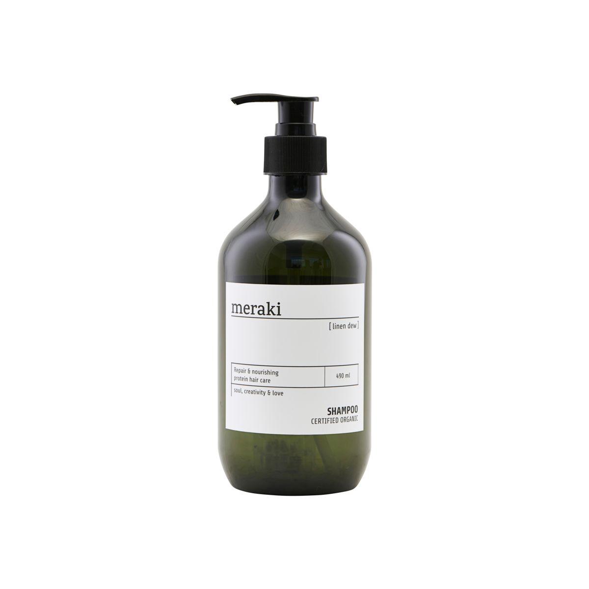 Meraki - Shampoo - Linnen dew