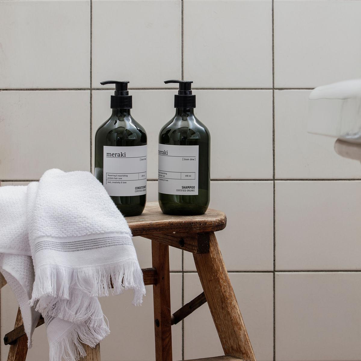 Meraki - Shampoo og balsam - Linnen dew
