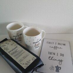 Pakketilbud - Kaffepakke - Proviant