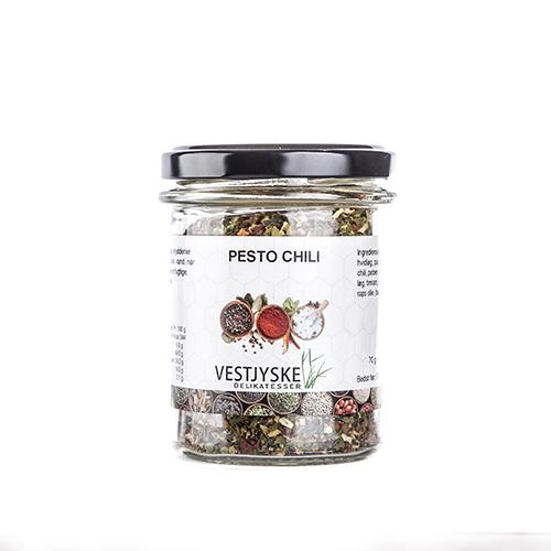 Vestjysk delikatesse - Pesto - Chili