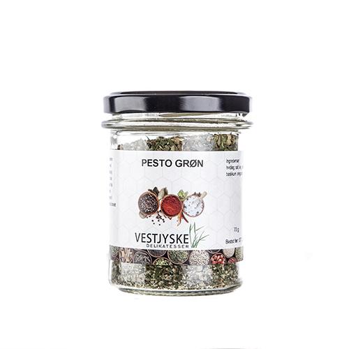 Vestjysk delikatesse - Pesto - Grøn