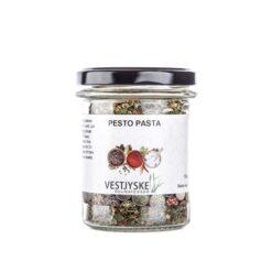 Vestjysk delikatesse - Pesto - Pasta