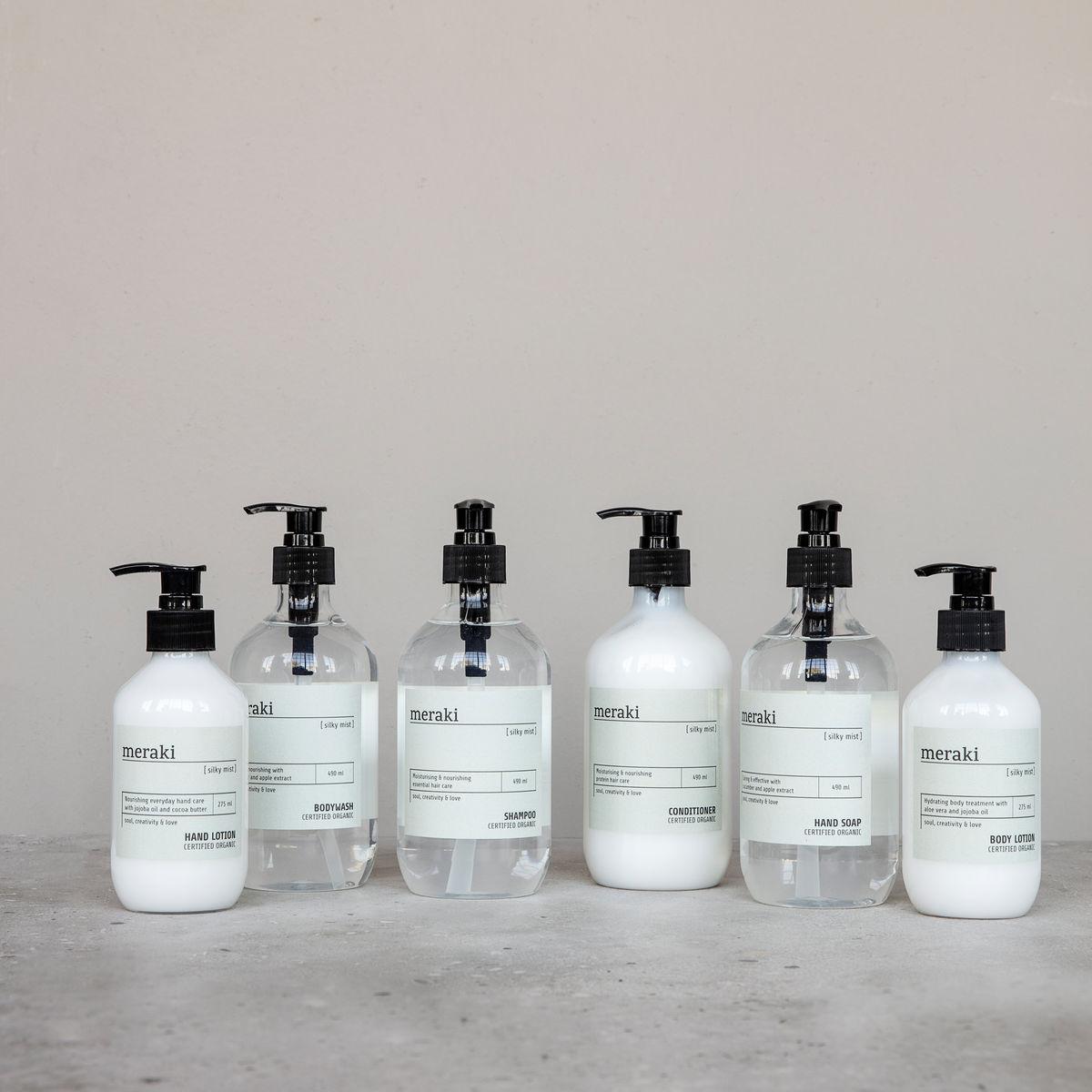 Meraki - Bodywash - Silky mist 1