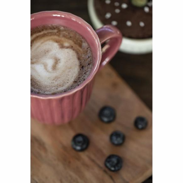 Ib Laursen – Mynte – Krus med riller – Blackberry Parfait 4