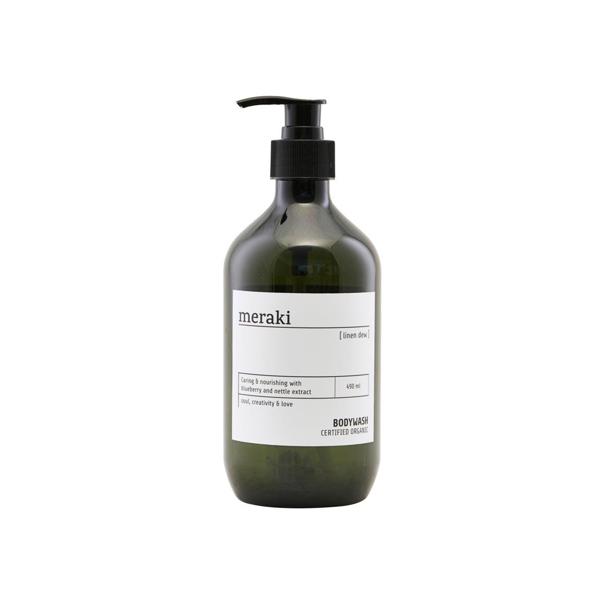 Meraki - Bodywash - Linen dew