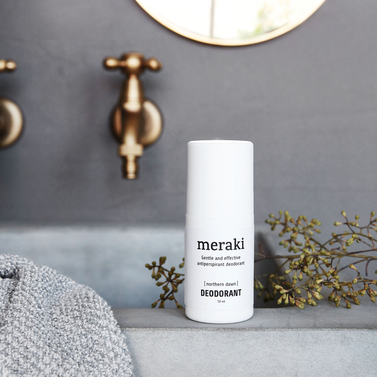 Meraki - Deodorant - Northern dawn 1