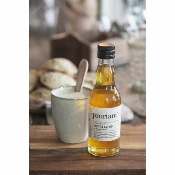 Dessertsirup Vanilje - Proviant - Ib Laursen