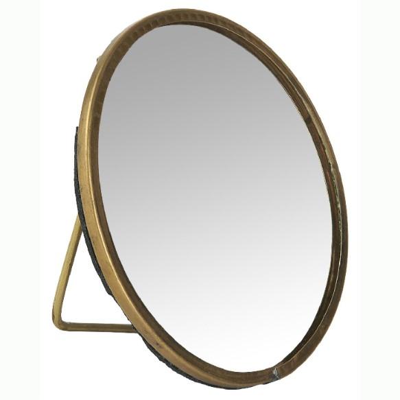 Lille rundt spejl - Ib Laursen