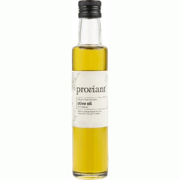 Olivenolie med Hvidløg Koldpresset - Proviant - Ib Laursen