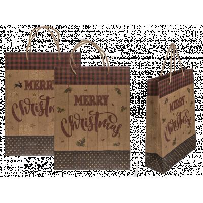 Papirpose - Merry christmas - OOTB