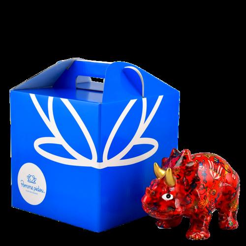 Triceratops Winston - Gaveæske - Pomme Pidou