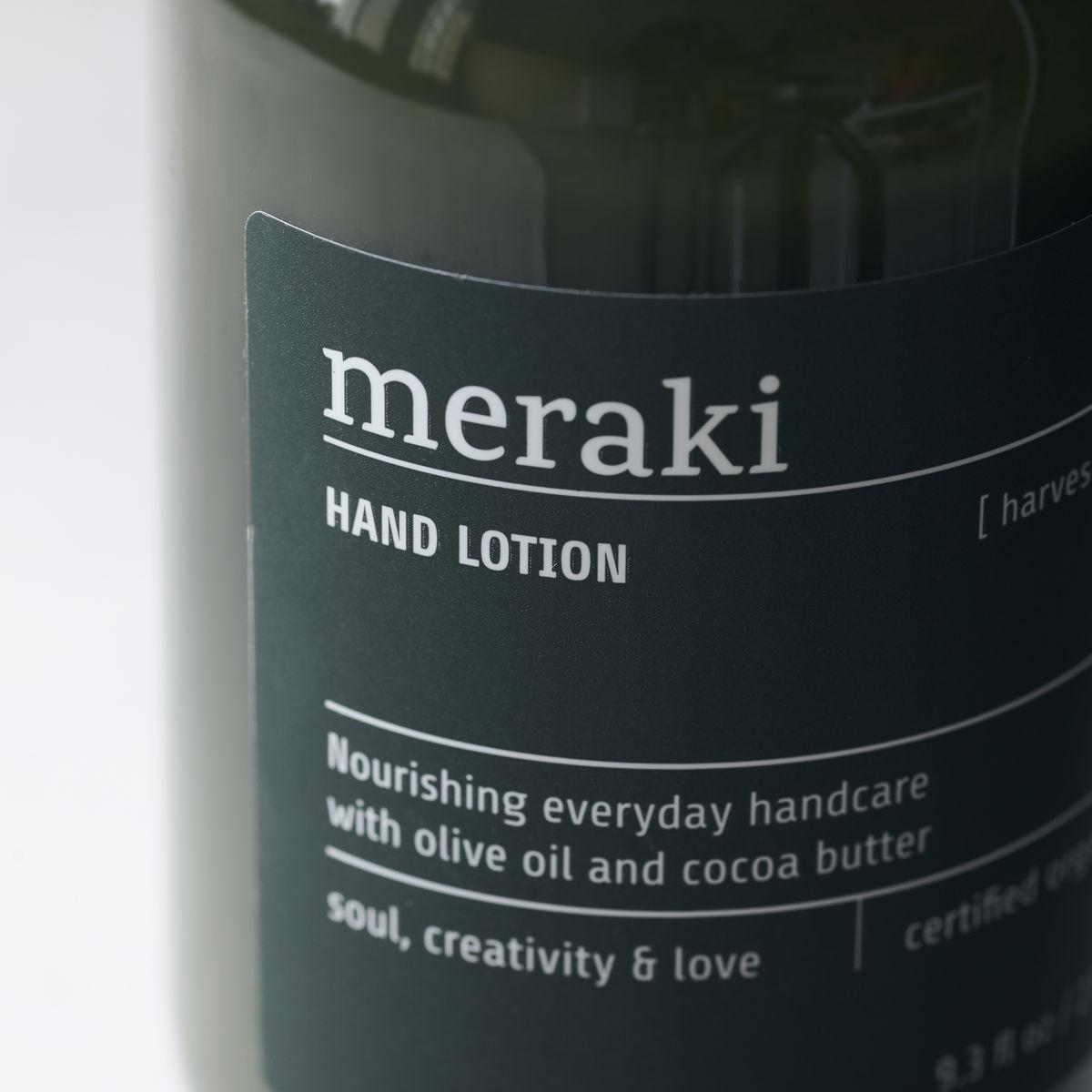 Håndlotion - Harvest moon - Meraki