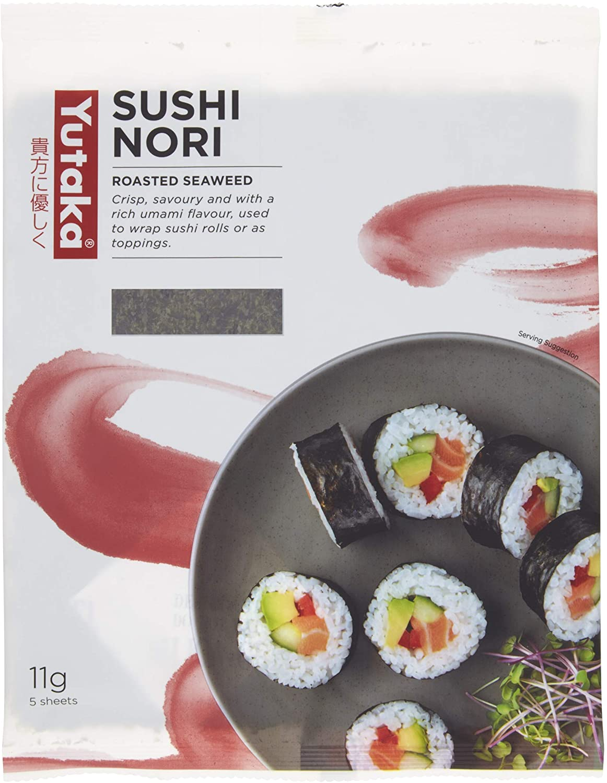Sushi Nori - Yutaka
