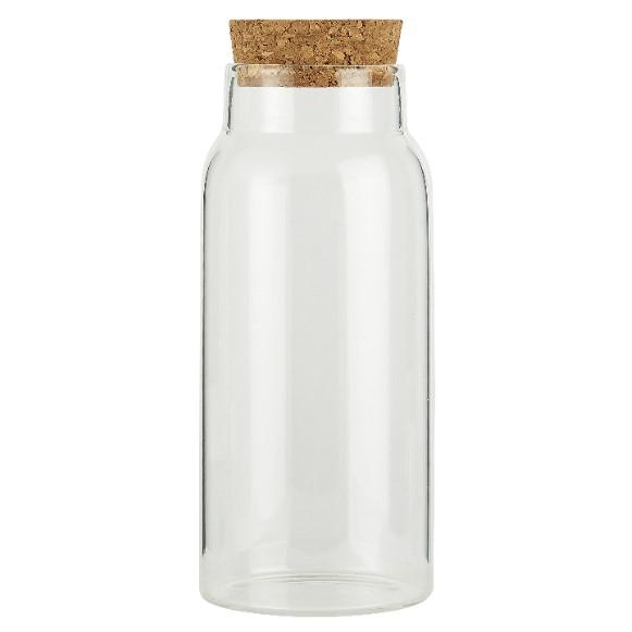 Opbevaingsglas med korkprop - Ib Laursen